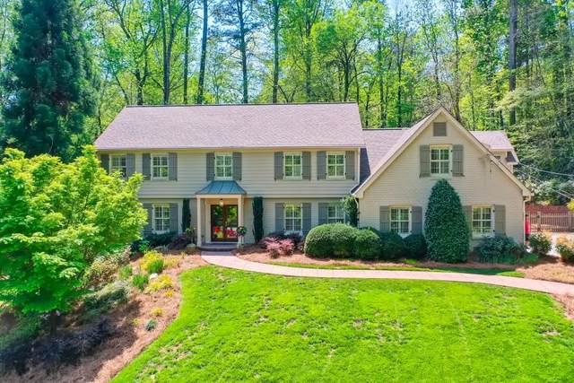 930 Edgewater Court, Sandy Springs, GA 30328 (MLS #6866838) :: North Atlanta Home Team