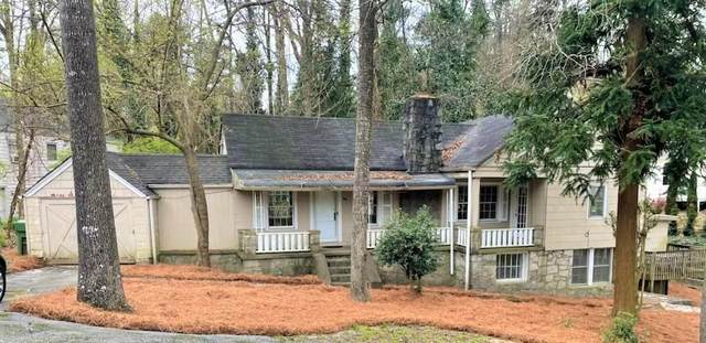 3310 E Roxboro Road NE, Atlanta, GA 30324 (MLS #6866839) :: Lucido Global