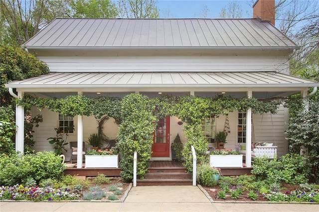 9043 Selborne Lane, Chattahoochee Hills, GA 30268 (MLS #6866856) :: RE/MAX Prestige