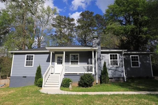 5053 White Boulevard SW, Mableton, GA 30126 (MLS #6866859) :: North Atlanta Home Team