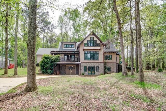 141 Massengale Road, Brooks, GA 30205 (MLS #6866868) :: Lucido Global