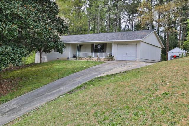 3245 Fern Valley Drive SW, Marietta, GA 30008 (MLS #6866876) :: Lucido Global