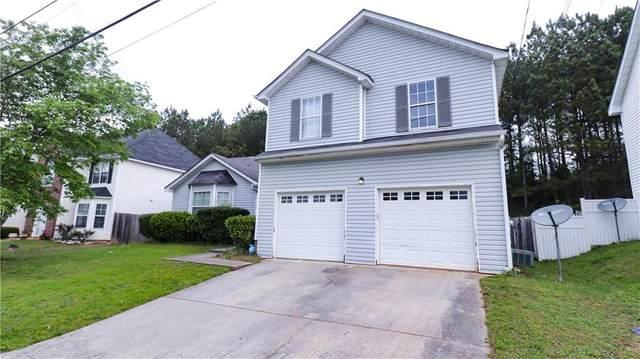 5310 Salem Springs Drive, Lithonia, GA 30038 (MLS #6866881) :: The Hinsons - Mike Hinson & Harriet Hinson