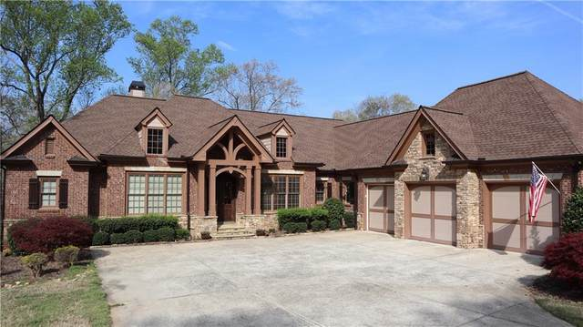 409 Wild Hill Road, Woodstock, GA 30188 (MLS #6866884) :: North Atlanta Home Team