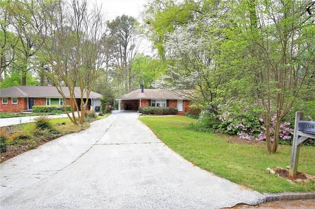 1937 Vance Drive NE, Atlanta, GA 30345 (MLS #6866895) :: Lucido Global