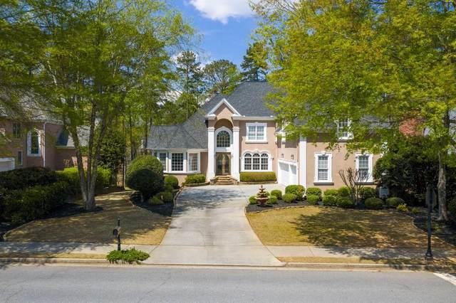 14710 Creek Club Drive, Alpharetta, GA 30004 (MLS #6866908) :: Path & Post Real Estate