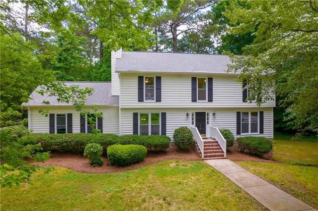 411 Woodstone West Drive W, Marietta, GA 30068 (MLS #6866919) :: Compass Georgia LLC