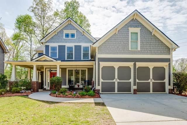 1208 Christiana Crossing NW, Lawrenceville, GA 30043 (MLS #6866920) :: North Atlanta Home Team