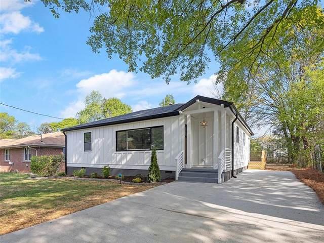 1883 Penelope Road NW, Atlanta, GA 30314 (MLS #6866921) :: Path & Post Real Estate