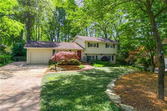 2711 Goodfellows Road, Tucker, GA 30084 (MLS #6866928) :: North Atlanta Home Team
