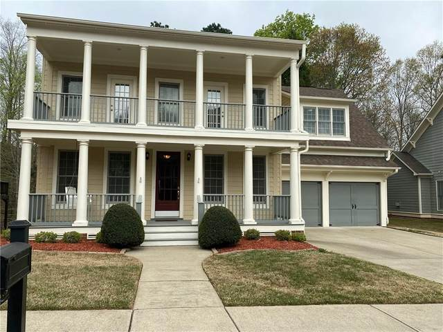 109 Laurel Street, Canton, GA 30114 (MLS #6866954) :: North Atlanta Home Team