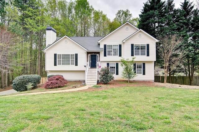 111 Barrett Springs Drive, Canton, GA 30115 (MLS #6866957) :: North Atlanta Home Team