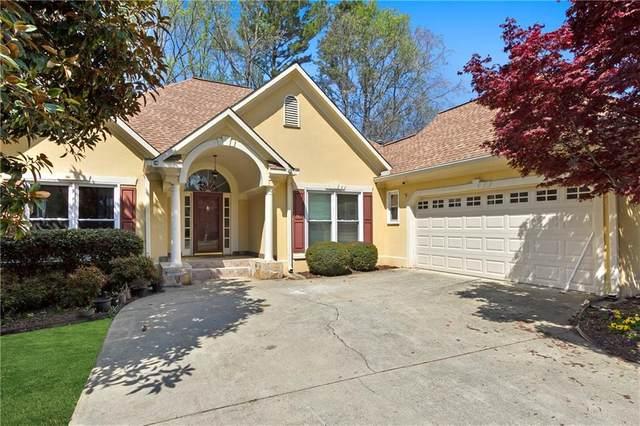610 Spring Ridge Drive NW, Kennesaw, GA 30144 (MLS #6866973) :: North Atlanta Home Team
