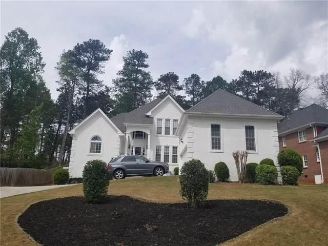 6001 Rocky Shoals Court, Tucker, GA 30084 (MLS #6866975) :: North Atlanta Home Team