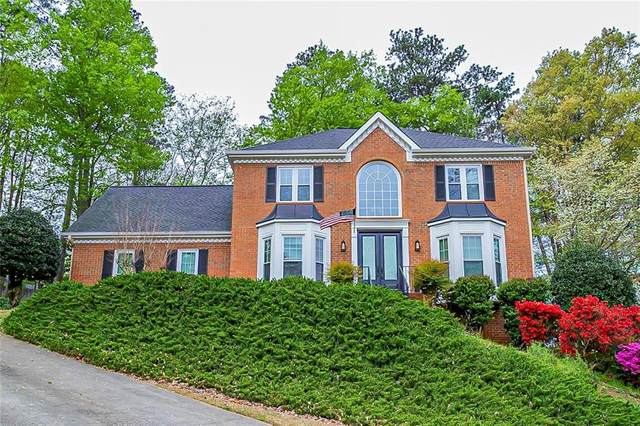 2504 Hollins Drive NW, Kennesaw, GA 30152 (MLS #6866980) :: The Realty Queen & Team