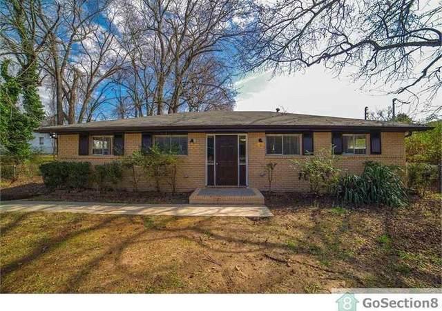 3228 Elm Street, East Point, GA 30344 (MLS #6866996) :: Oliver & Associates Realty