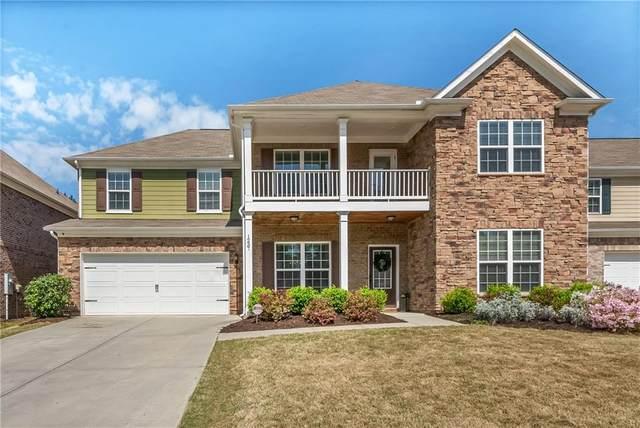 1237 Calistoga Way, Lawrenceville, GA 30043 (MLS #6867015) :: North Atlanta Home Team