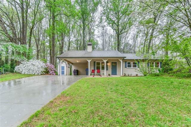 5255 Sugar Ridge Drive, Buford, GA 30518 (MLS #6867016) :: Path & Post Real Estate