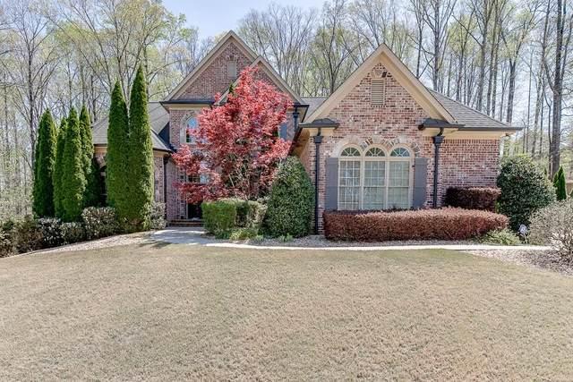 111 Fountainhead Drive, Jefferson, GA 30549 (MLS #6867023) :: Oliver & Associates Realty