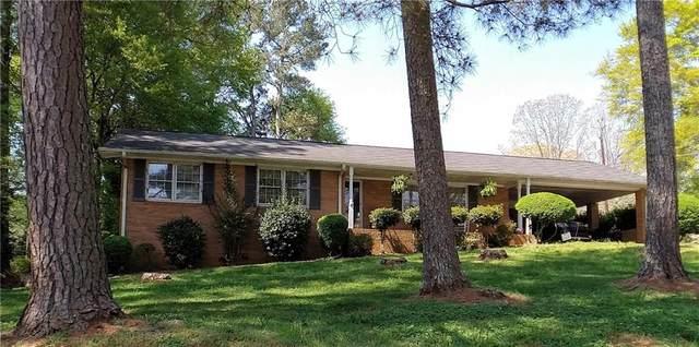 3653 Hilldale Road, Gainesville, GA 30504 (MLS #6867024) :: Lucido Global