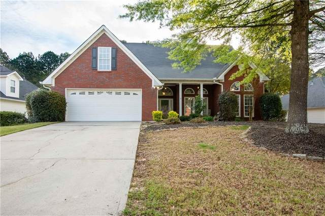 2890 Meadow Gate Way, Loganville, GA 30052 (MLS #6867025) :: Lucido Global