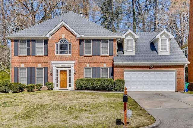977 Old Greystone Drive, Lithonia, GA 30058 (MLS #6867026) :: The Butler/Swayne Team