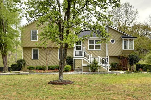 82 Lazy Water Drive SW, Euharlee, GA 30120 (MLS #6867027) :: Oliver & Associates Realty