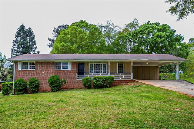 197 Jennifer Lane NW, Lilburn, GA 30047 (MLS #6867039) :: North Atlanta Home Team