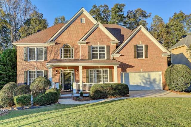 6835 Ridgefield Drive, Alpharetta, GA 30005 (MLS #6867042) :: North Atlanta Home Team