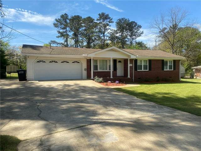 4405 Bannister Drive, Powder Springs, GA 30127 (MLS #6867049) :: North Atlanta Home Team