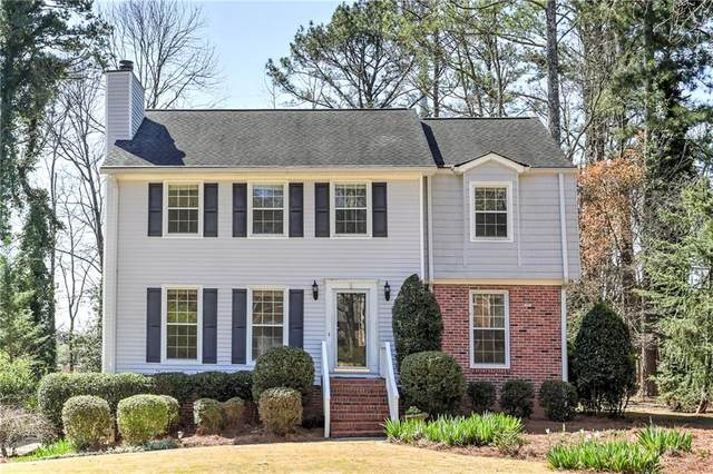 3852 Emerson Street, Marietta, GA 30062 (MLS #6867083) :: Oliver & Associates Realty