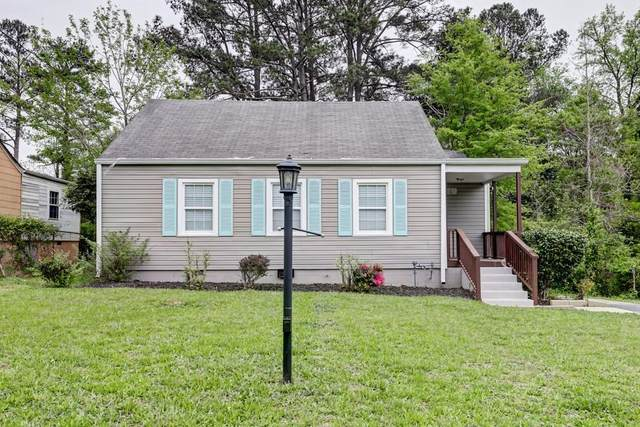 2664 Baker Ridge Drive NW, Atlanta, GA 30318 (MLS #6867106) :: Path & Post Real Estate