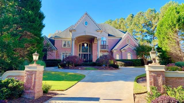 711 Henley Fields Circle, Johns Creek, GA 30097 (MLS #6867108) :: North Atlanta Home Team