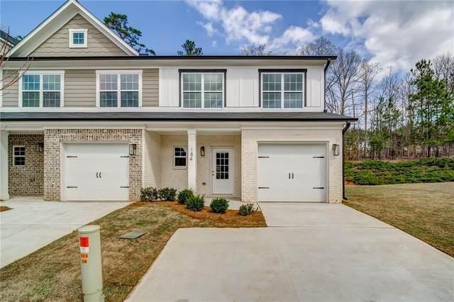 184 Spring Way Square, Canton, GA 30114 (MLS #6867111) :: North Atlanta Home Team