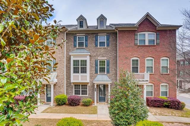 2442 Tenor Lane, Alpharetta, GA 30009 (MLS #6867116) :: Oliver & Associates Realty
