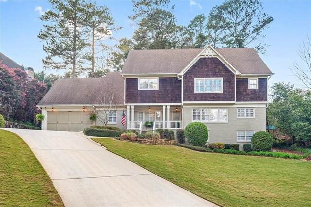 1664 Colebrook Circle, Decatur, GA 30033 (MLS #6867130) :: The Justin Landis Group