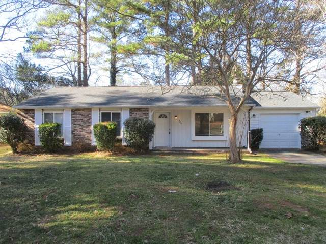 9311 Woodknoll Lane, Jonesboro, GA 30238 (MLS #6867134) :: North Atlanta Home Team