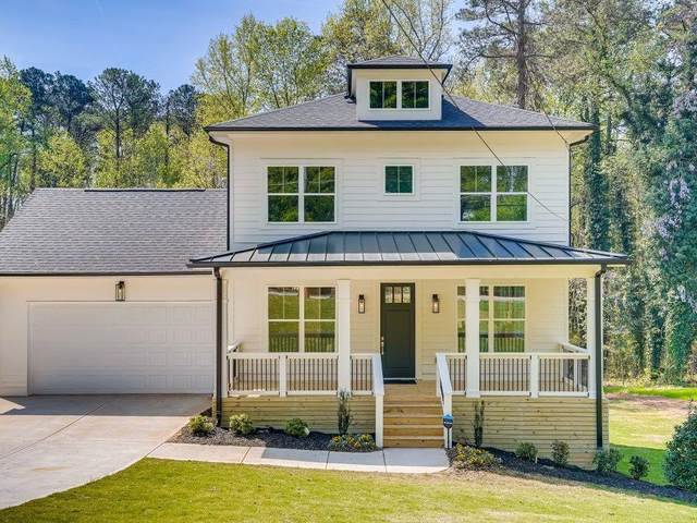1721 Terry Mill Road SE, Atlanta, GA 30316 (MLS #6867148) :: The Realty Queen & Team