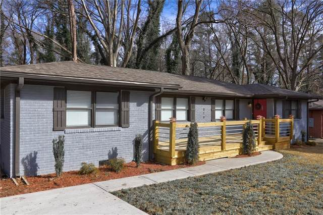 879 Jefferson Avenue, East Point, GA 30344 (MLS #6867158) :: North Atlanta Home Team