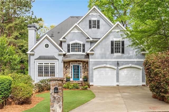 2601 Ainsley Court, Marietta, GA 30066 (MLS #6867170) :: North Atlanta Home Team