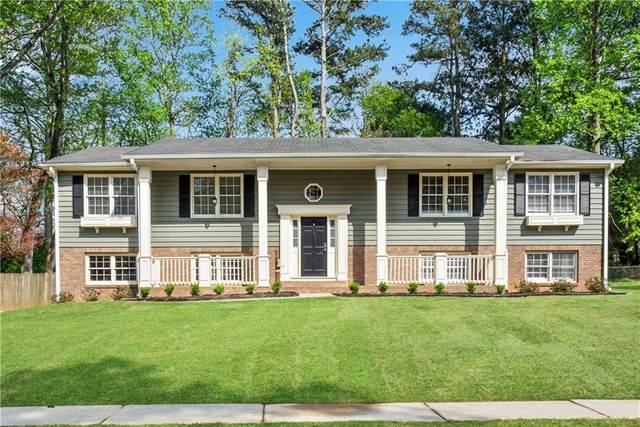 2408 Renny Court, Marietta, GA 30066 (MLS #6867175) :: North Atlanta Home Team