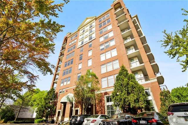 3820 Roswell Road NE #305, Atlanta, GA 30342 (MLS #6867202) :: The Butler/Swayne Team