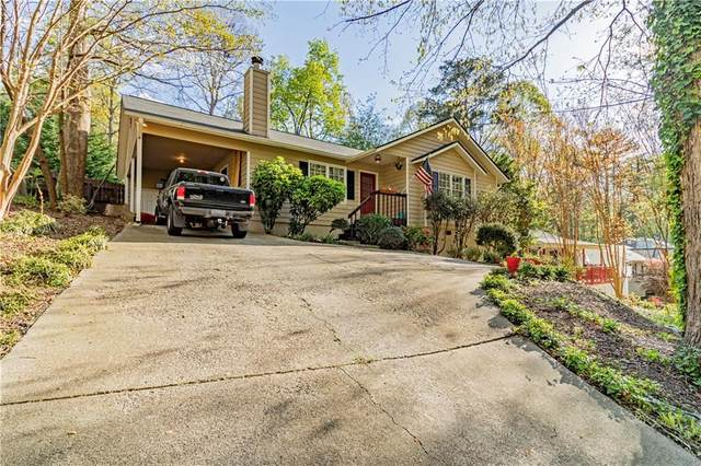 1790 Falcon Creek Trail, Cumming, GA 30041 (MLS #6867230) :: The North Georgia Group