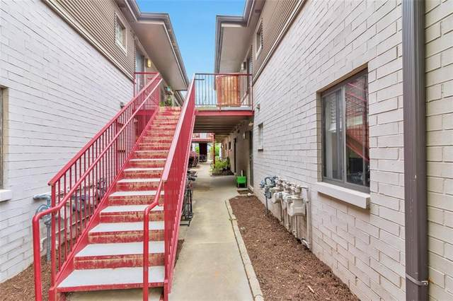 1355 Euclid Avenue A-2, Atlanta, GA 30307 (MLS #6867242) :: North Atlanta Home Team