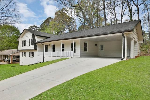 2901 Tony Drive, Lawrenceville, GA 30044 (MLS #6867246) :: The Realty Queen & Team