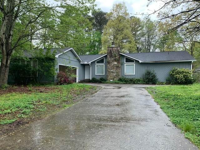 125 Windwood Way NW, Rome, GA 30165 (MLS #6867258) :: North Atlanta Home Team