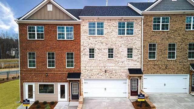 2277 Foley Park Street #87, Snellville, GA 30078 (MLS #6867262) :: North Atlanta Home Team