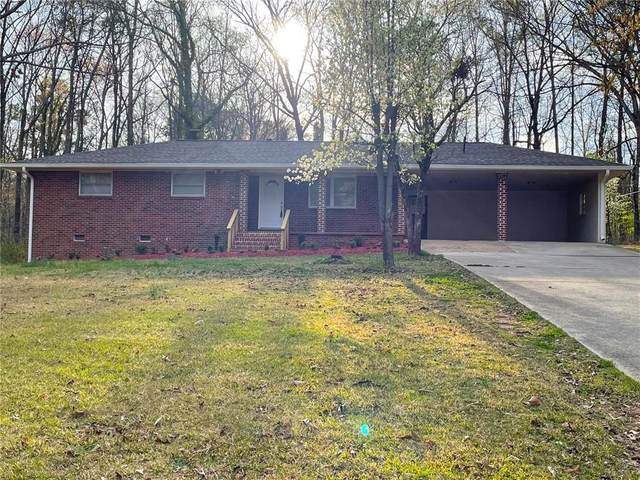 6590 Starling SW, Mableton, GA 30126 (MLS #6867265) :: The Hinsons - Mike Hinson & Harriet Hinson