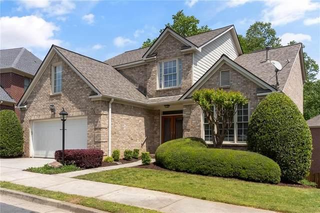 4977 Dunwoody Terrace Cove, Dunwoody, GA 30338 (MLS #6867271) :: North Atlanta Home Team