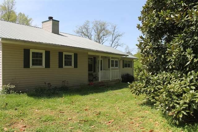 4871 Willie Robinson Road, Gainesville, GA 30506 (MLS #6867275) :: RE/MAX Paramount Properties